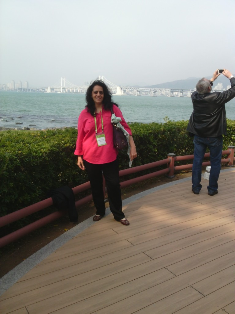 Ambica in Busan