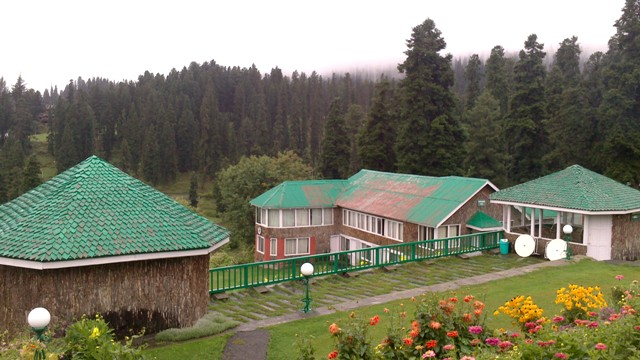 Hotel Highlands Park, Gulmarg, Kashmir, India
