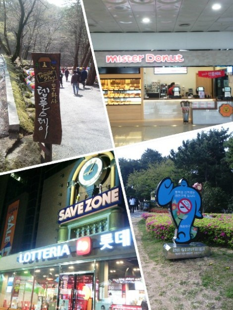 wwatch the sign posts in Korea