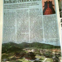 India-Korea relations: Indian connection