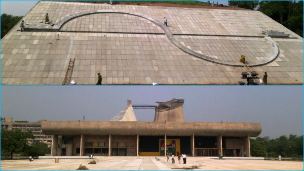Capitol Complex, Chandigarh, India