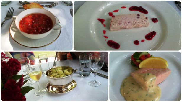 Swedish lunch, Embassy of Sweden, Delhi, India