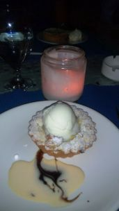 Dessert, Royal Yacht Club, Aqaba, Jordan