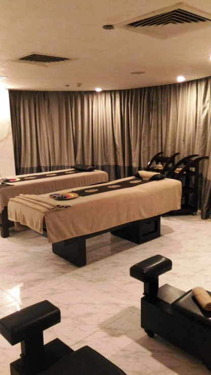 Couple room at Espace the spa