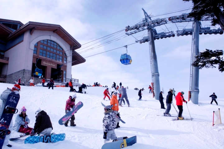 YongPyong Ski Resort, Gwangwon-do