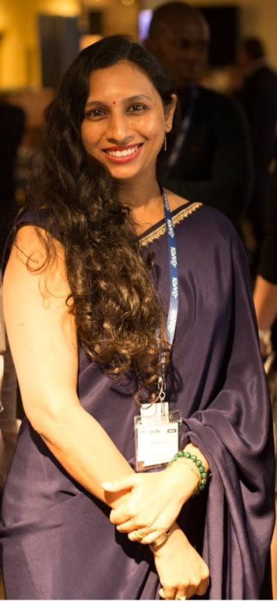Annie Kumar, MD, Nafex India