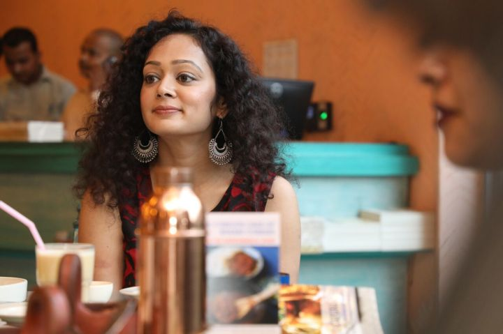 Chef Pallavi Nigam Sahay, author of Bhojpuri Kitchen