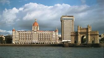 Taj Hotel, Gateway of India, Mumbai
