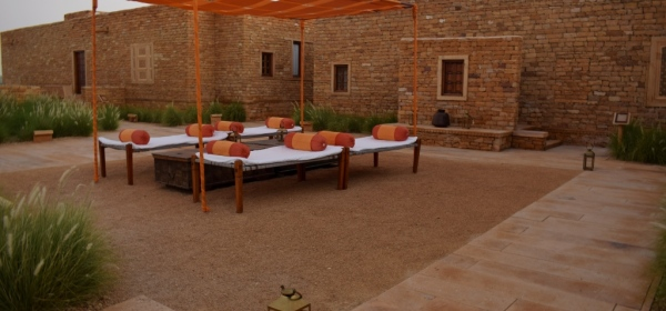 Exclusive residence, The Havelis, Jaisalmer, Rajasthan, India