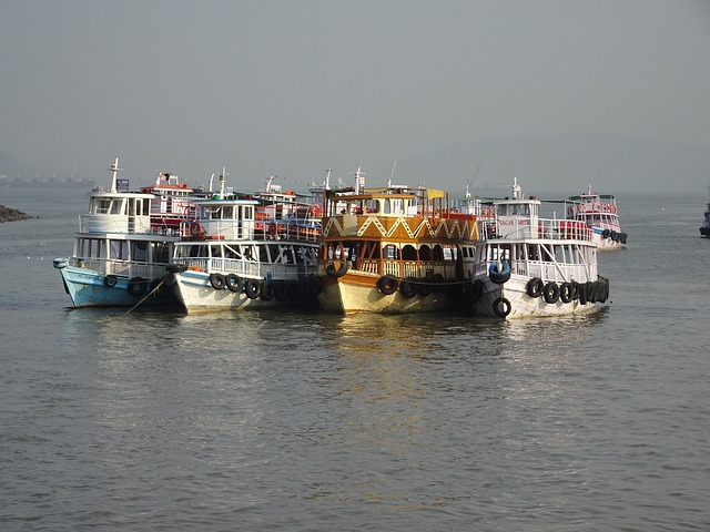 A ferry ride I ddn't take in Mumbai, India; Photograph: Pixabay
