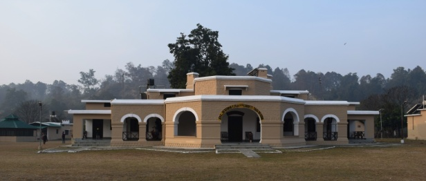 Forest Rest House, Bijrani Gate, Corbett Tiger Reserve, Ramnagar, Uttarakhand, India
