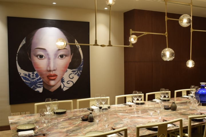 Private dining, Hong Kong Club, Andaz, Aerocity, Delhi, India