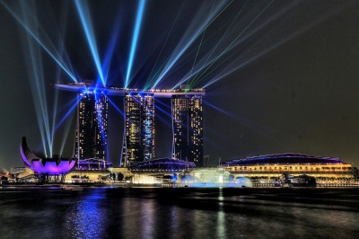 Marina Bay Sands, Singapore