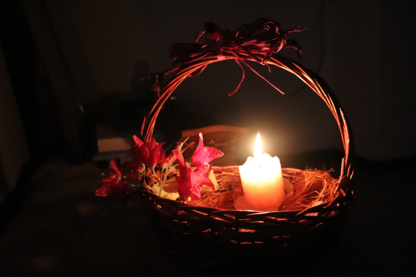 Candle Light with Canon EOS 200D