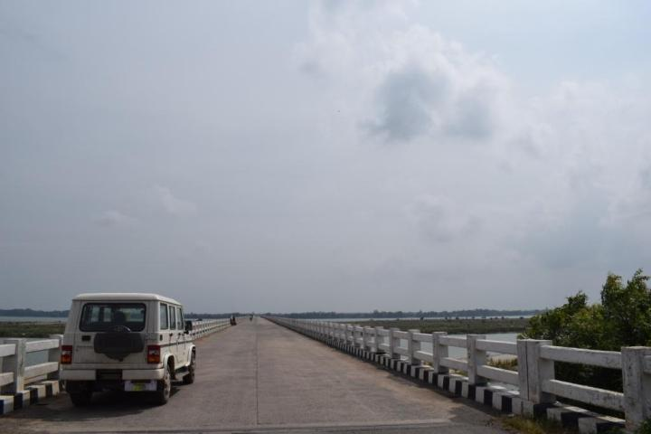 Surajgarh bridge, Chhattisgarh, India