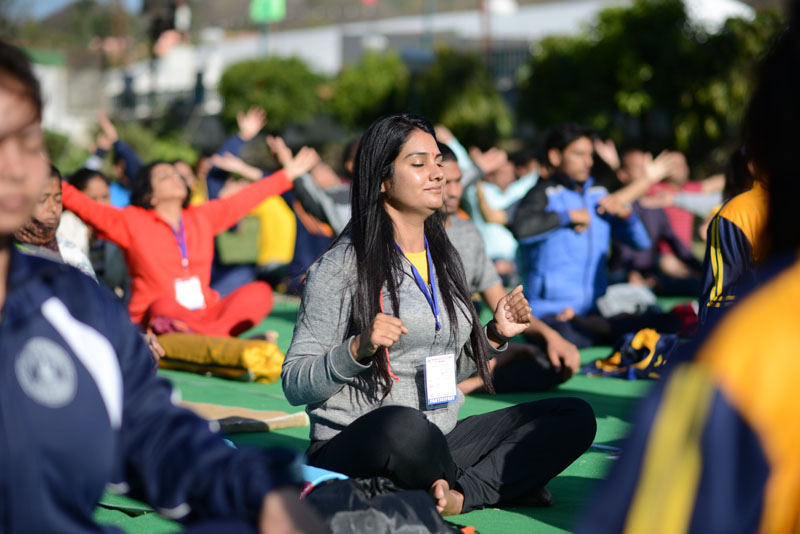 International Yog Festival 2018, Rishikesh, Uttarakhand