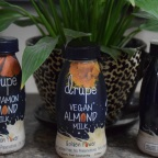Healthy Journeys With Drupe Almond Milk