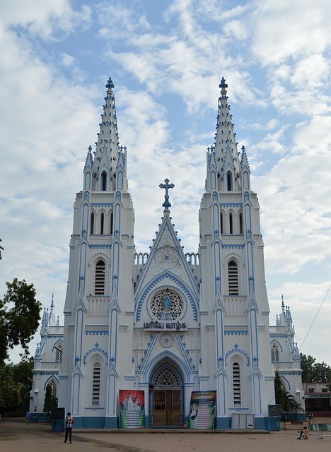 St Mary Church, Photo: Shivmirthyu, Source: Pixabay