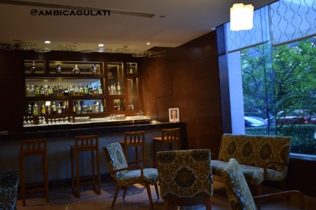 Indian restaurants--Bar at Chutney, The Metropolitan Hotel & Spa, Delhi, India
