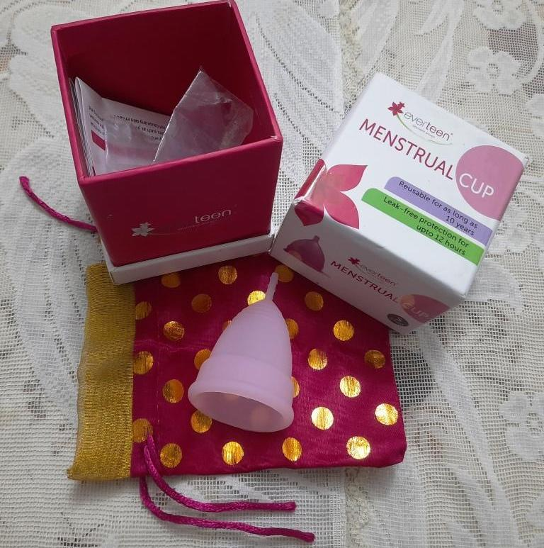 Everteen Menstrual Cup