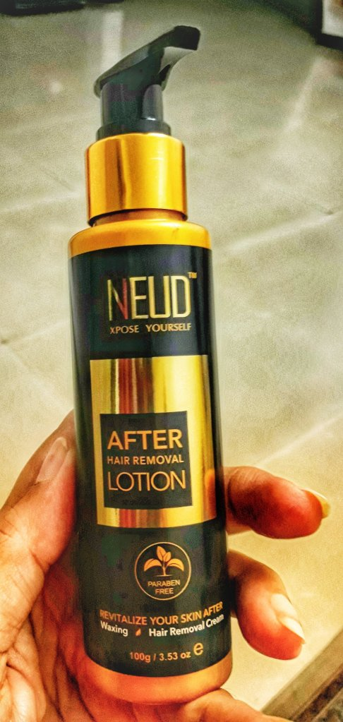 NEUD After Hair Removal Lotion