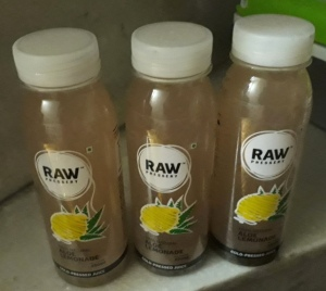 Aloe Vera Lemonade by Raw Pressery