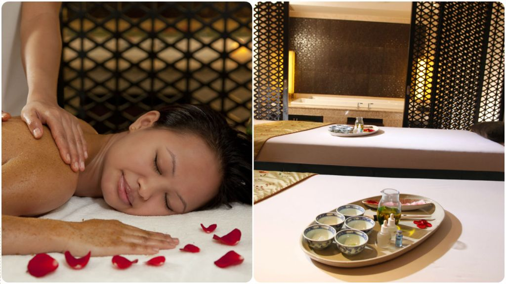 R The Spa—Radisson Blu Plaza Delhi