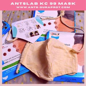 Antslab KC99 masks