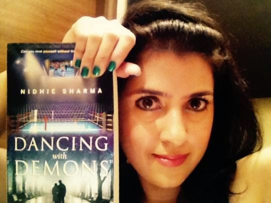Dancing With Demons by Nidhie Sharma (