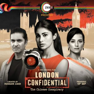London_Confidential_film_Poster stremaing on ZEE5