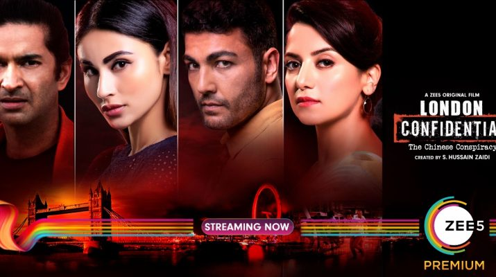 London_Confidential_ streaming on ZEE5, OTT, India