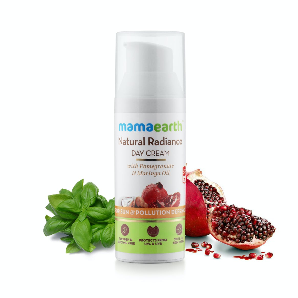 mama earth Natural Radiance Cream