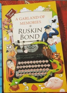 A Garland of Memories by Ruskin Bond