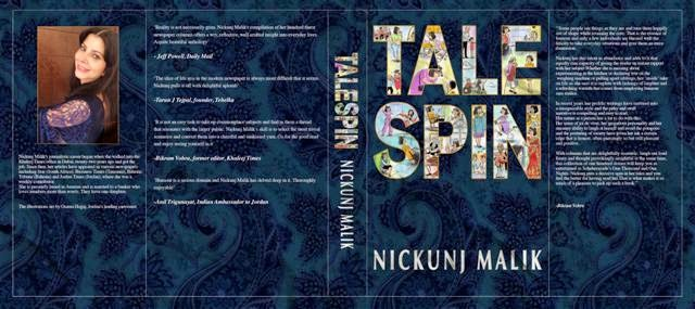 Talespin Kindle Edition by Nickunj Malik (Author) Format: Kindle Edition
