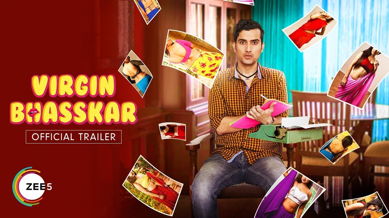 virgin bhasskar web series, streaming on ZEE5