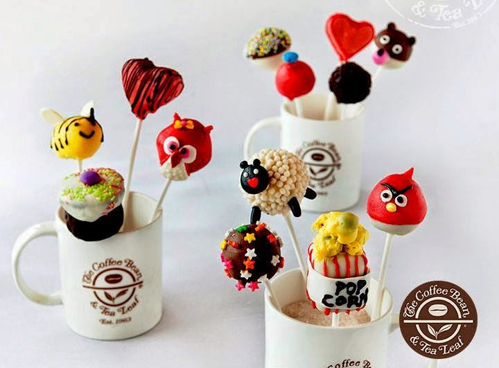 Nurture the child in you with Pop Cakes, The Coffee Bean And Tea Leaf