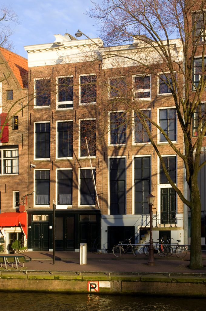 Anne Frank Huis, Amsterdam, The Netherlands, Europe
