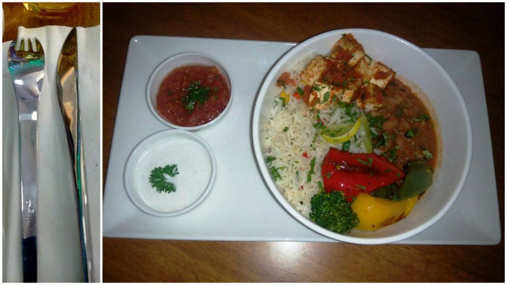 Healthy bowl meals at Getafix, Delhi