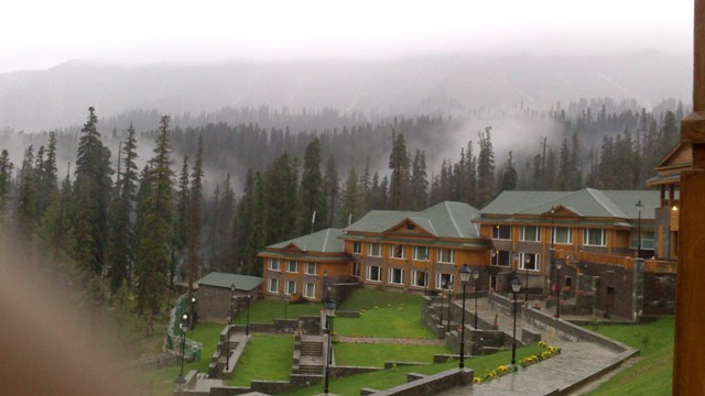 The Khyber Himalayan Resort & Spa, Gulmarg, Kashmir, India