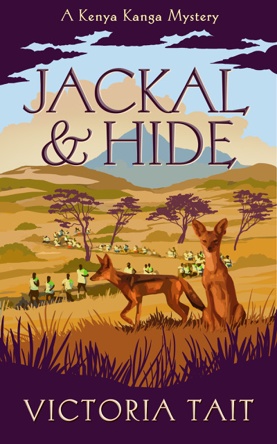 cover of ebook Jackal & Hide by Victoria Tait