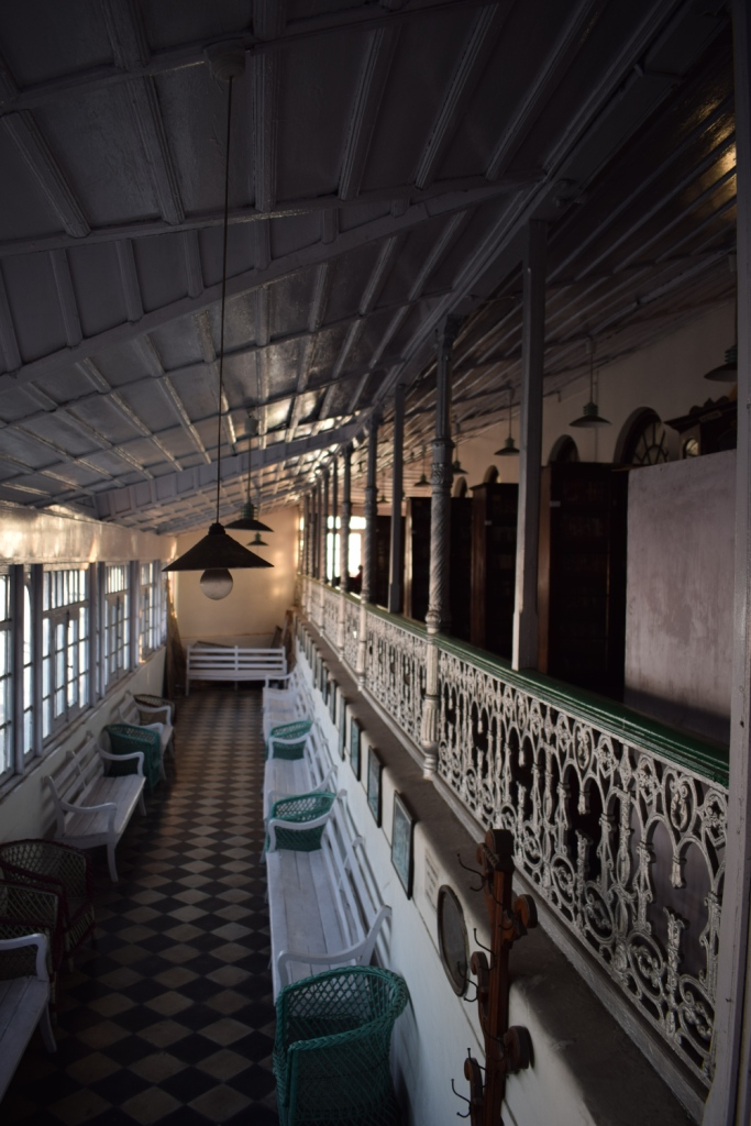 Mussoorie library, establlished in 1846, Mussoorie, Uttarakhand, India