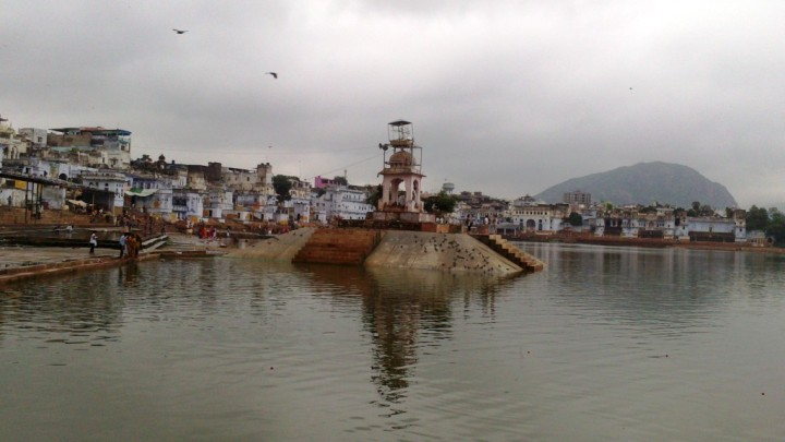 Pushkar Lake, Pushkar, Rajasthan, India