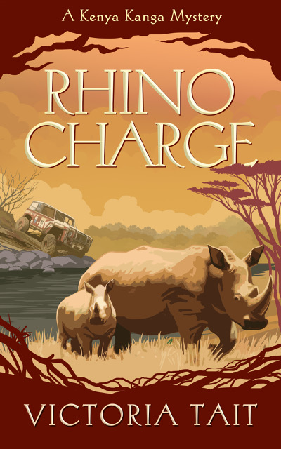 cover of ebook Rhino Charge by Victoria Tait