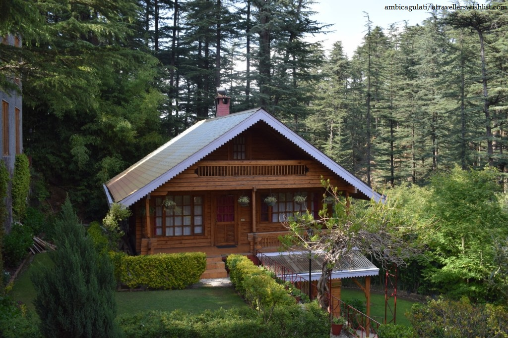 Pinewood Swiss Cottages, The Chalets, Naldehra, Himachal Pradesh, India