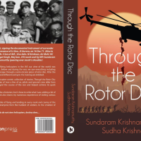 Journey of an IAF helicopter pilot and his wife