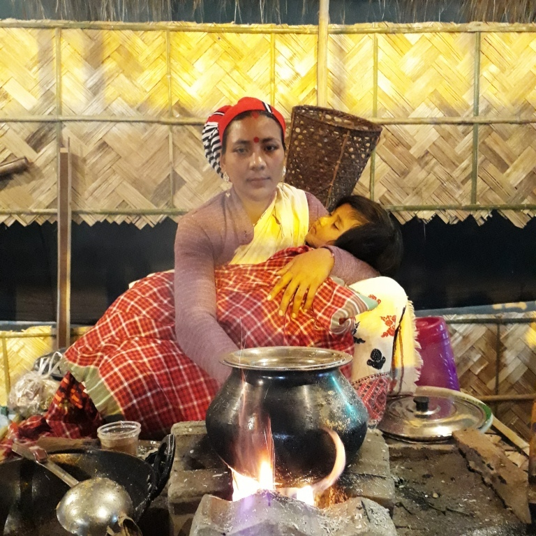 How the Mising tribe lives in Majuli, Assam, India