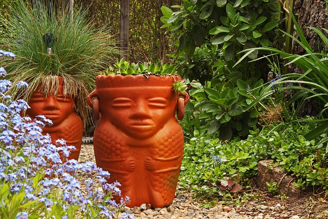 terracottaImage by Kerstin Riemer from Pixabay
