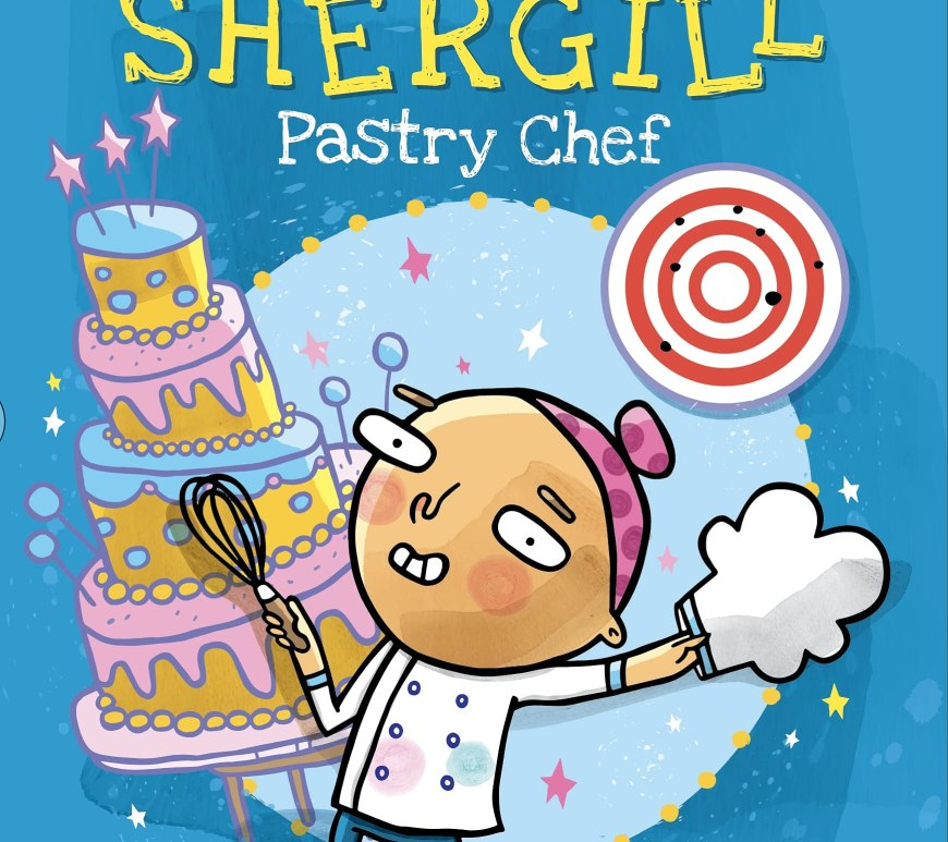 Pinkoo Shergill book cover